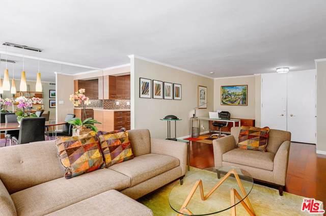 850 N Kings Road #209, West Hollywood, CA 90069 (#19512808) :: Golden Palm Properties