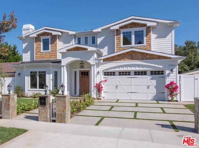 17841 Palora Street, Encino, CA 91316 (#19512918) :: Randy Plaice and Associates