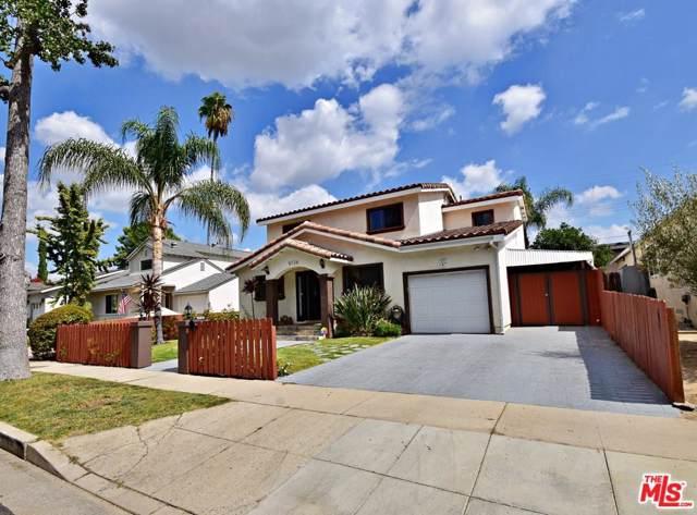 5726 Newcastle Avenue, Encino, CA 91316 (#19512468) :: Randy Plaice and Associates