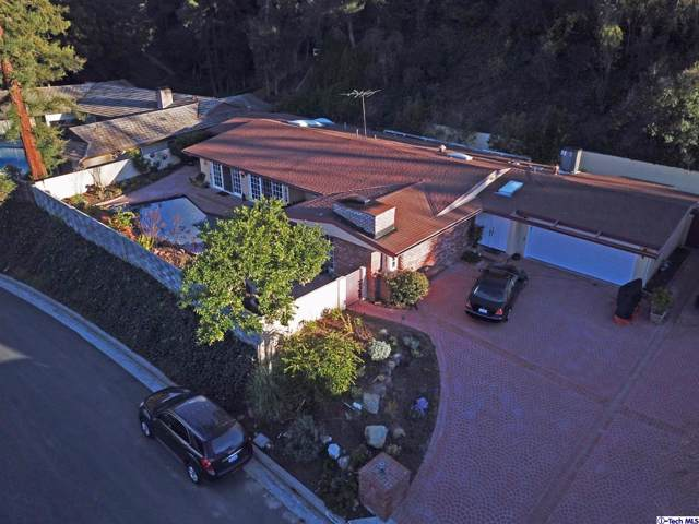 15980 Valley Wood Road, Sherman Oaks, CA 91403 (#319003792) :: Randy Plaice and Associates