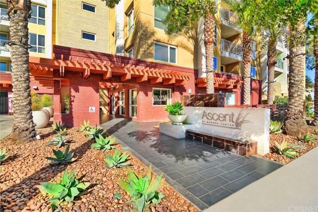 21301 Erwin Street #226, Woodland Hills, CA 91367 (#SR19223030) :: Randy Plaice and Associates