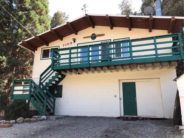 7108 Lakeview Drive, Frazier Park, CA 93225 (#SR19220459) :: Golden Palm Properties