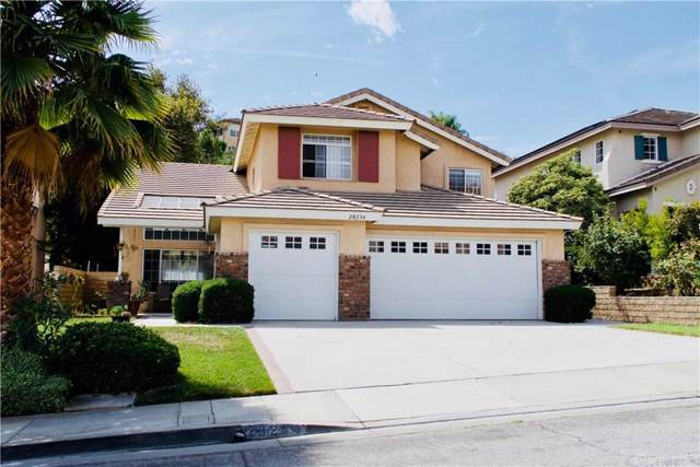 28234 Foothill Road, Castaic, CA 91384 (#SR19224163) :: Randy Plaice and Associates
