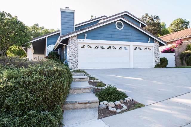 2479 Chaucer Place, Thousand Oaks, CA 91362 (#219011709) :: The Fineman Suarez Team