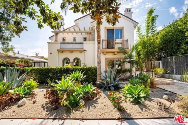 1520 16TH Street #104, Santa Monica, CA 90404 (#19510444) :: Golden Palm Properties