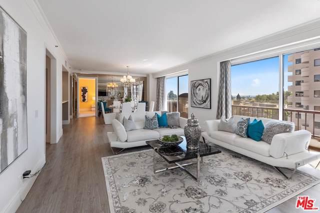 10550 Wilshire Boulevard #501, Los Angeles (City), CA 90024 (#19512674) :: Golden Palm Properties