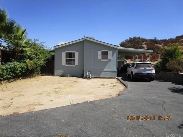 30000 Hasley Canyon Road #94, Castaic, CA 91384 (#SR19224845) :: Randy Plaice and Associates