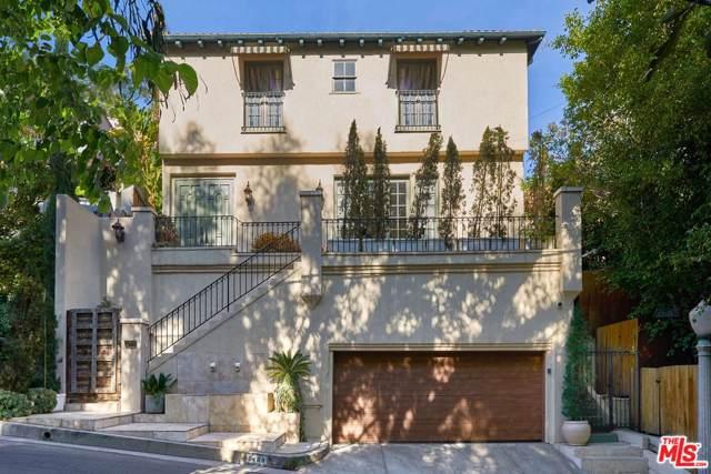 1488 N Kings Road, Los Angeles (City), CA 90069 (#19512314) :: The Fineman Suarez Team