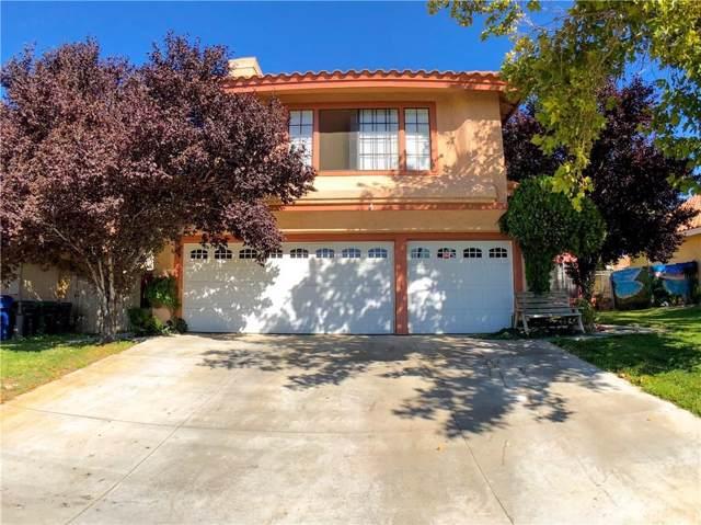 36864 Via Del Rio, Palmdale, CA 93550 (#SR19224874) :: Randy Plaice and Associates