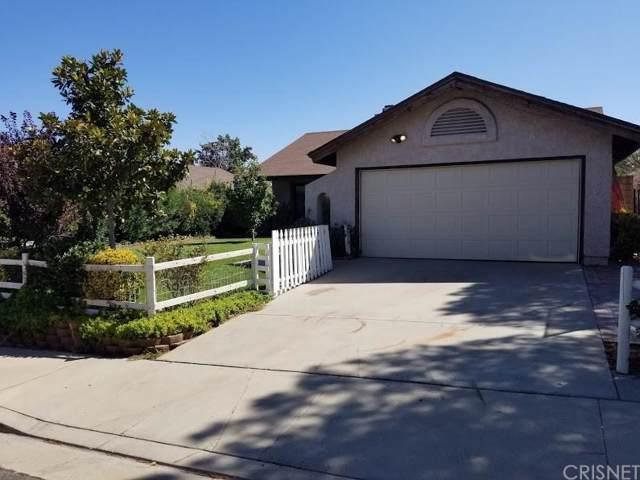 36634 Santolina Drive, Palmdale, CA 93550 (#SR19224932) :: Randy Plaice and Associates