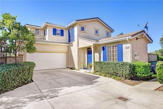 27713 Summer Grove Place, Valencia, CA 91354 (#SR19224354) :: Randy Plaice and Associates