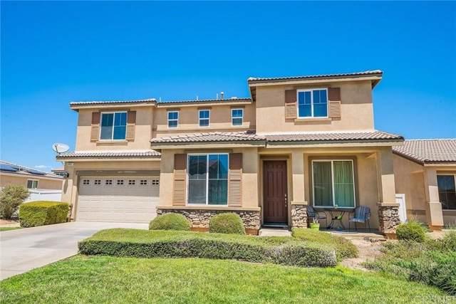 3047 Louise Avenue, Lancaster, CA 93536 (#SR19224992) :: Randy Plaice and Associates
