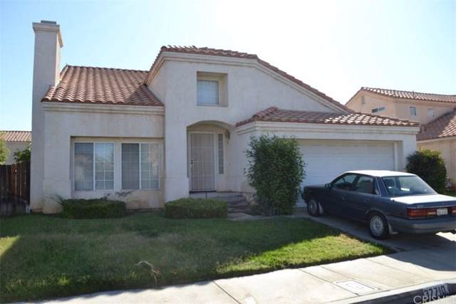 37710 Harvey Street, Palmdale, CA 93550 (#SR19225042) :: Randy Plaice and Associates
