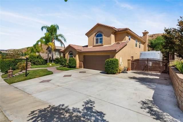 28818 Garnet Canyon Drive, Saugus, CA 91390 (#SR19224788) :: Golden Palm Properties