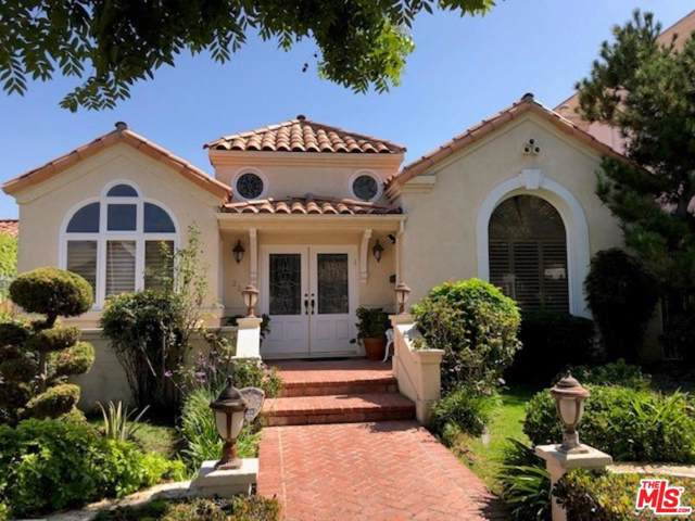 336 S Swall Drive, Beverly Hills, CA 90211 (#19513136) :: The Agency