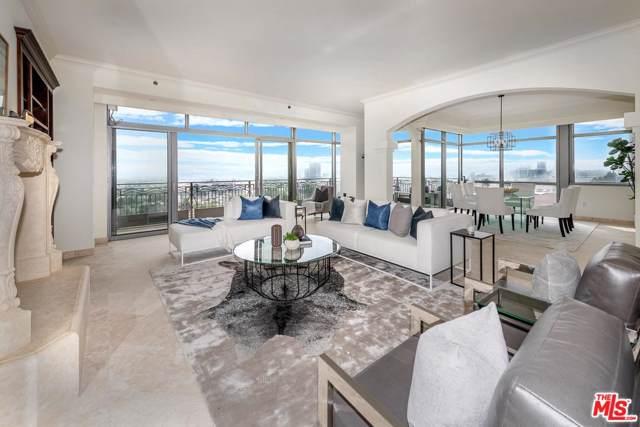 10800 Wilshire #803, Los Angeles (City), CA 90024 (#19509190) :: Golden Palm Properties