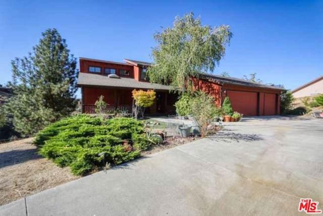26640 Oakflat Drive, Tehachapi, CA 93561 (#19513108) :: The Fineman Suarez Team