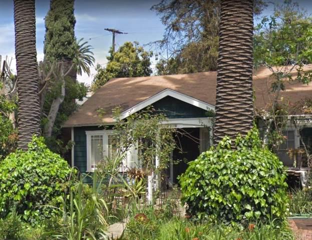 7719 Lexington Avenue, West Hollywood, CA 90046 (#SR19205186) :: Golden Palm Properties