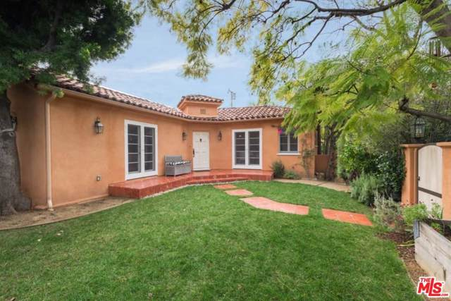 465 Westmount Drive, West Hollywood, CA 90048 (#19511644) :: Golden Palm Properties