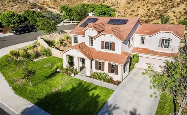 28284 Bakerton Avenue, Canyon Country, CA 91351 (#SR19224680) :: Golden Palm Properties