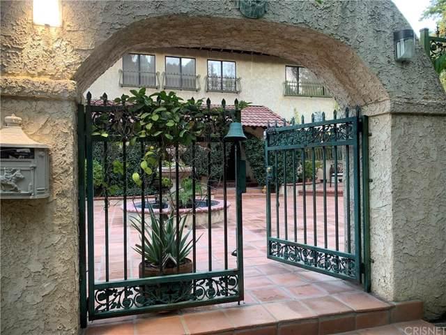 11925 N Balboa Boulevard, Granada Hills, CA 91344 (#SR19224910) :: The Agency