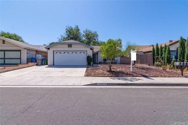 36877 Spanish Broom Drive, Palmdale, CA 93550 (#SR19224727) :: Randy Plaice and Associates