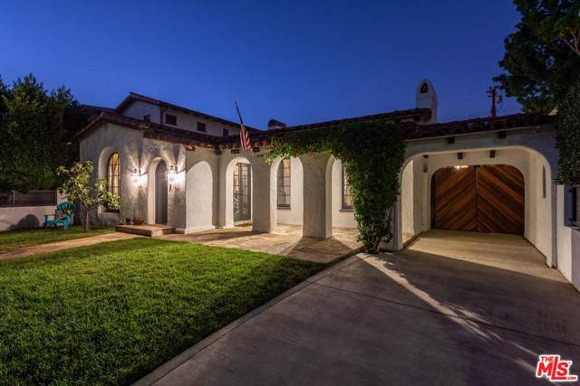 6339 Colgate Avenue, Los Angeles (City), CA 90048 (#19512100) :: The Agency