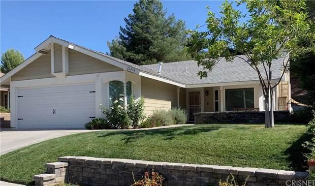 22454 Paragon Drive, Saugus, CA 91350 (#SR19224966) :: Golden Palm Properties