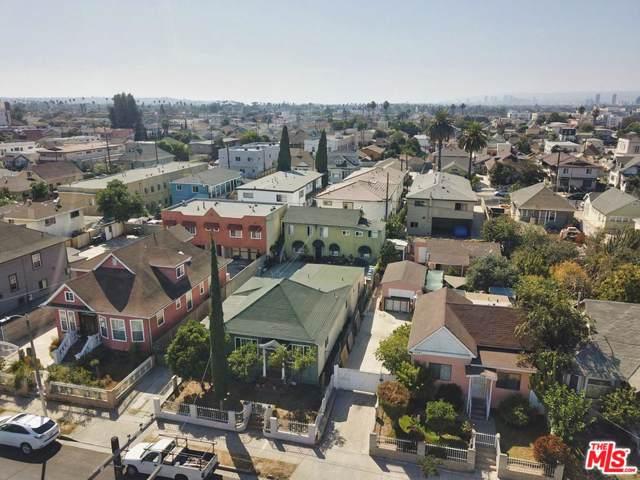 1143 Fedora Street, Los Angeles (City), CA 90006 (#19513270) :: The Agency