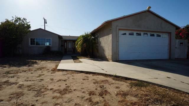 3023 S F Street, Oxnard, CA 93033 (#219011742) :: The Agency