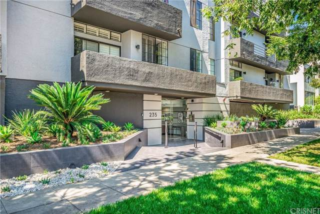 235 S Reeves Drive #205, Beverly Hills, CA 90212 (#SR19225471) :: The Fineman Suarez Team