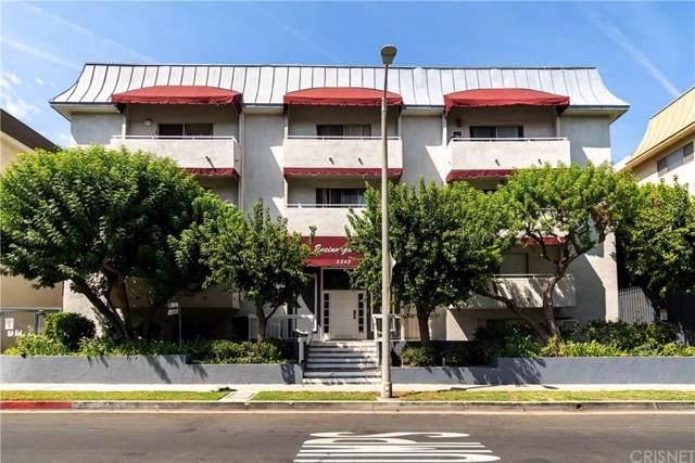 5343 Yarmouth Avenue #104, Encino, CA 91316 (#SR19225516) :: Randy Plaice and Associates