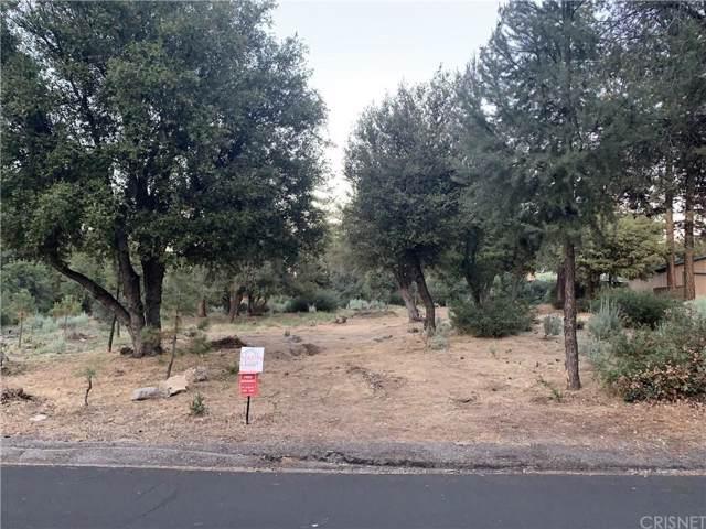 16220 Askin Drive, Pine Mountain Club, CA 93222 (#SR19225285) :: The Fineman Suarez Team