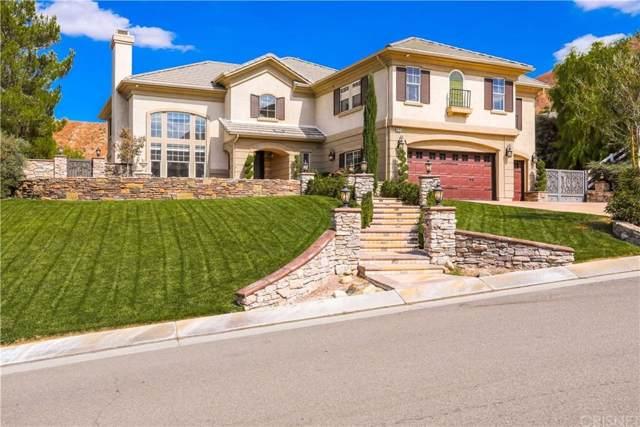15251 Saddleback Road, Canyon Country, CA 91387 (#SR19225668) :: Golden Palm Properties