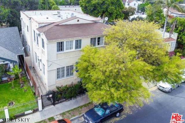 1347 N Mansfield Avenue #1, Los Angeles (City), CA 90028 (MLS #19512848) :: The Jelmberg Team