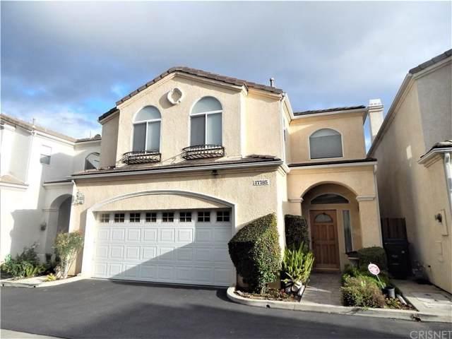 17785 Merridy Street, Northridge, CA 91325 (#SR19225816) :: The Fineman Suarez Team