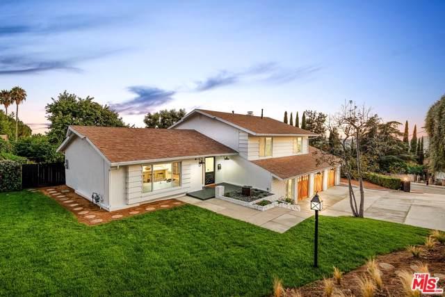 500 E Loma Alta Drive, Altadena, CA 91001 (#19513228) :: The Fineman Suarez Team