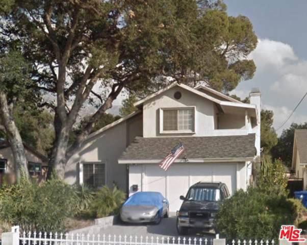 10022 Haines Canyon Avenue, Tujunga, CA 91042 (#19511120) :: The Fineman Suarez Team