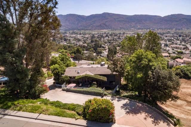 510 Monte Vista Drive, Santa Paula, CA 93060 (#219011773) :: Randy Plaice and Associates