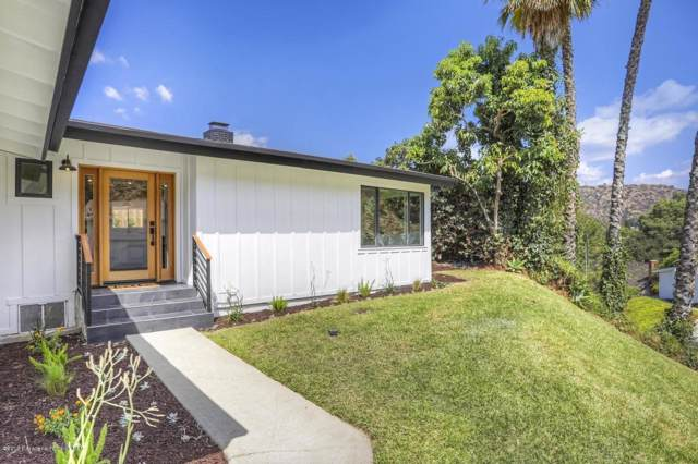 4817 Lockhaven Avenue, Los Angeles (City), CA 90041 (#819004429) :: The Fineman Suarez Team