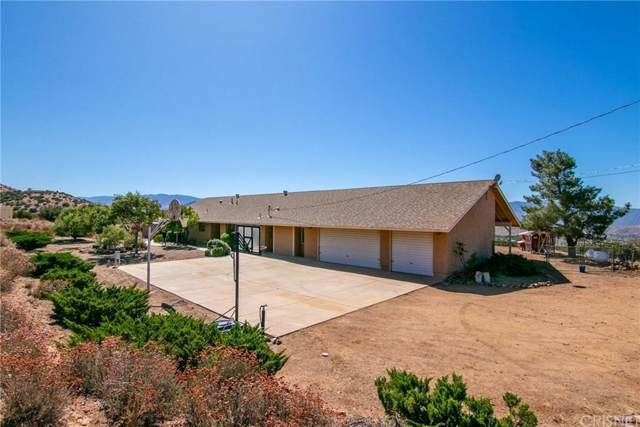 2427 Mountain Springs Road, Acton, CA 93510 (#SR19226330) :: The Agency