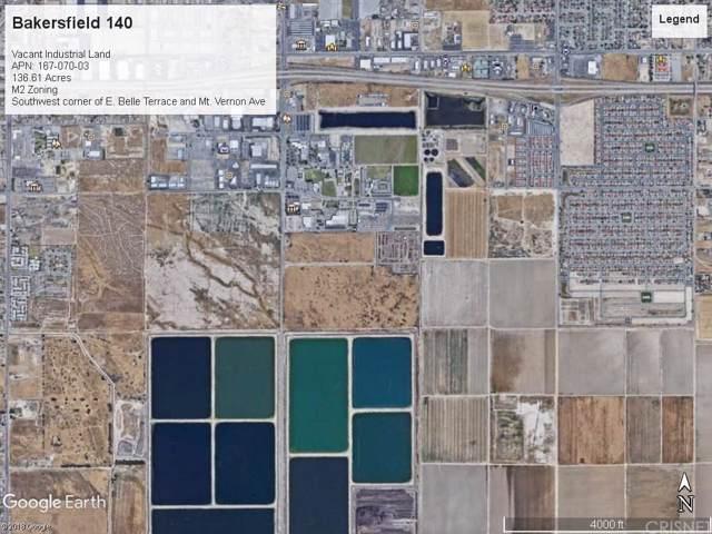 0 Mt Vernon, Bakersfield, CA 93311 (#SR19226898) :: TruLine Realty