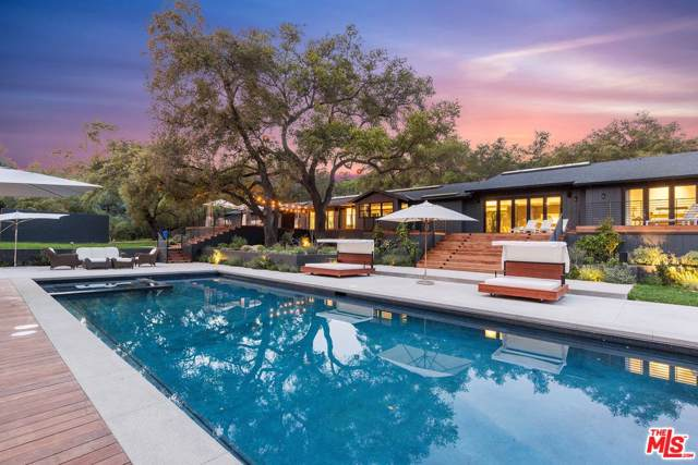 123 Fairview Road, Ojai, CA 93023 (#19513926) :: SG Associates