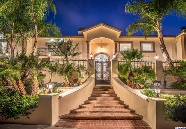 4007 Hayvenhurst Avenue, Encino, CA 91436 (#319003855) :: The Parsons Team