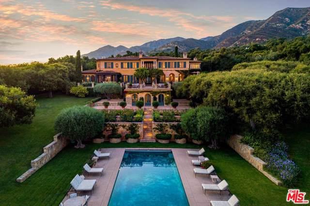 900 Hot Springs Road, Santa Barbara, CA 93108 (#19514582) :: Lydia Gable Realty Group