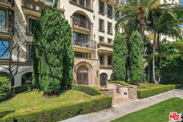 10795 Wilshire #103, Los Angeles (City), CA 90024 (#19509006) :: Lydia Gable Realty Group