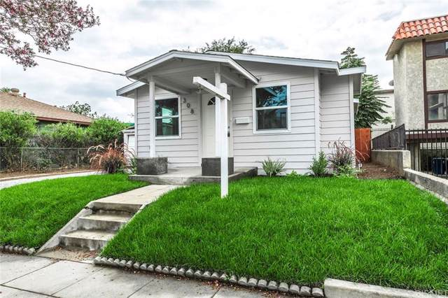 308 Corto Street, Alhambra, CA 91801 (#SR19229967) :: The Agency