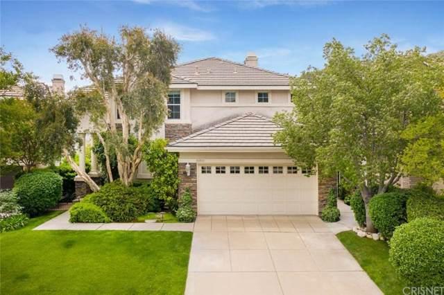25552 Wilde Avenue, Stevenson Ranch, CA 91381 (#SR19232901) :: Eman Saridin with RE/MAX of Santa Clarita
