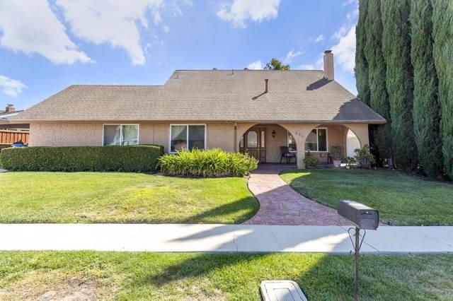 264 Larcom Street, Thousand Oaks, CA 91360 (#219012169) :: Lydia Gable Realty Group