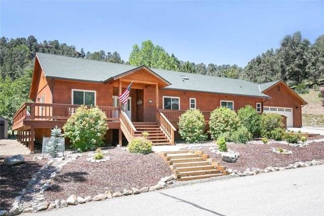16508 Oakwood Way, Pine Mountain Club, CA 93222 (#SR19234168) :: Lydia Gable Realty Group